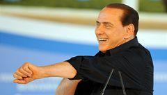 Berlusconi se stal hvězdou roku. Žije prý jako velká rocková hvězda